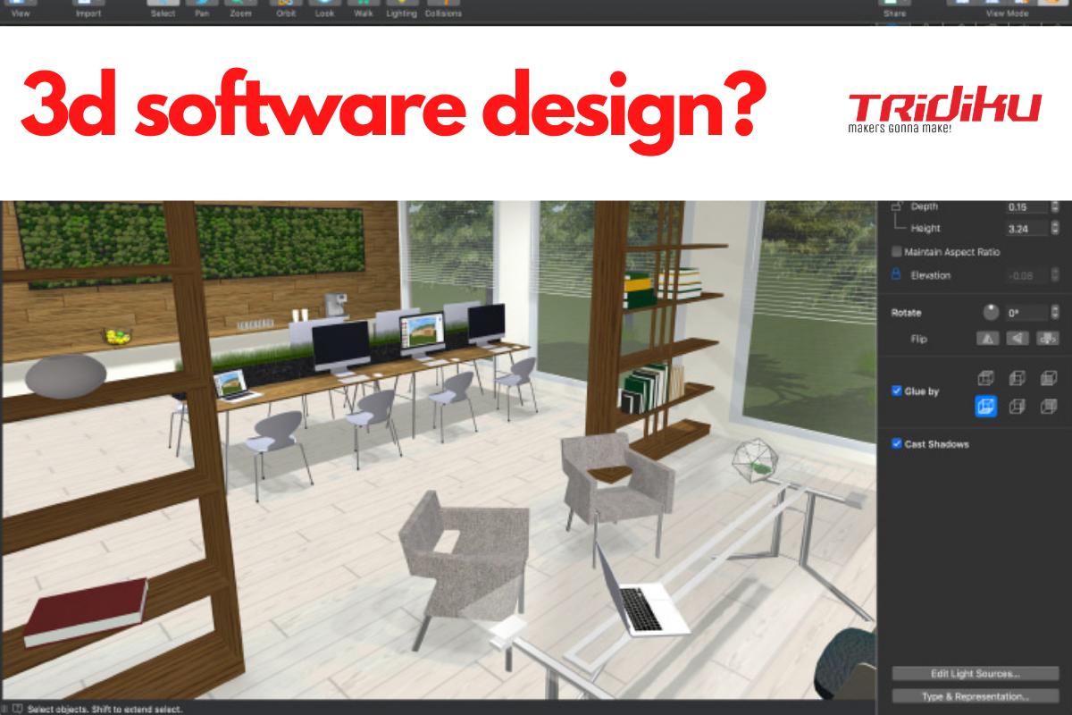 3D Design Software untuk 3D Printer: gratis atau bayar, buat pemula atau buat ekspert, yang jelas, yang paling cocok buat kamyu